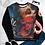 "Thumbnail: ""She Be The Plug"" / Hearts on the Sleeve Sweatshirt"