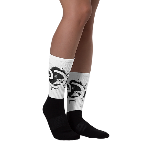GMG Splatter Socks