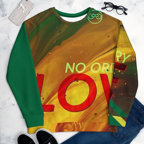 "GMG Unisex ""No Ordinary Love"" Sweatshirt"