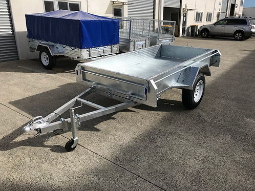 Vulcan Trailer - Boxed, Fully Welded