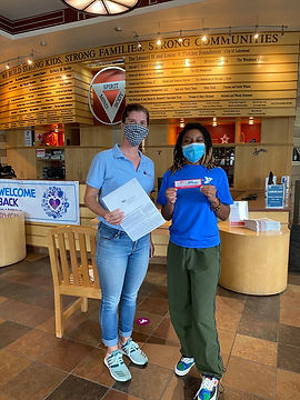 Susannah Selnick for Lakewood City Council YMCA voter registration
