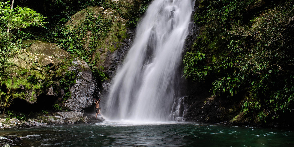 Cascadas de La Danta