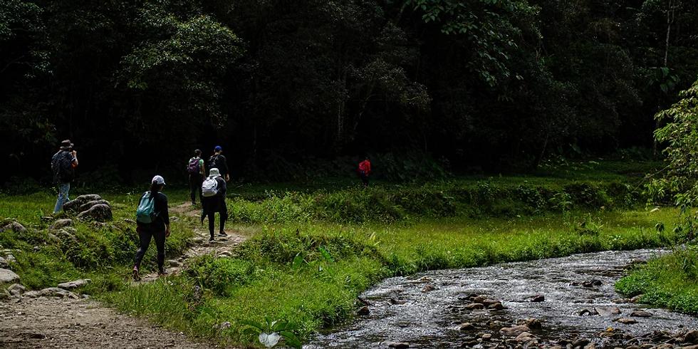 Ruta Canina Río Medellín