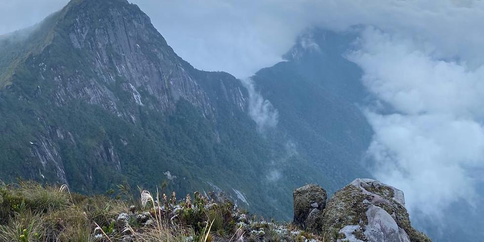 Páramo de Sonsón: Cerro La Vieja