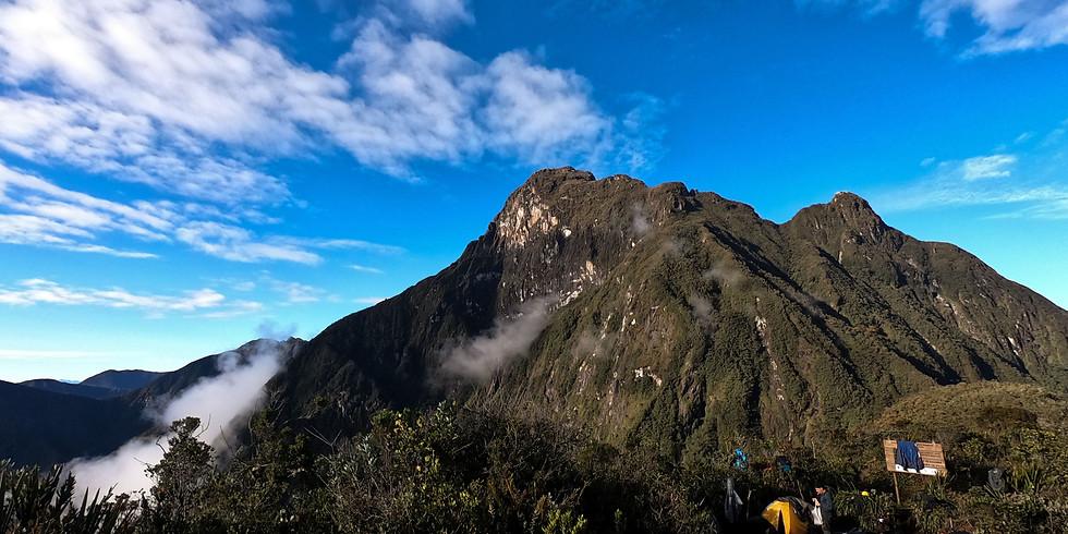 Farallones del Citará - Cerro San Nicolás