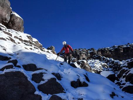 Relatos de montaña – Expedición Nevado Dulima Glaciar Totare [PARTE 2/2]
