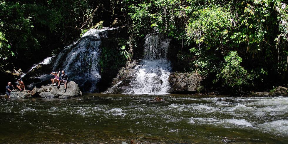 Río Melcocho - Cascadas del Amor