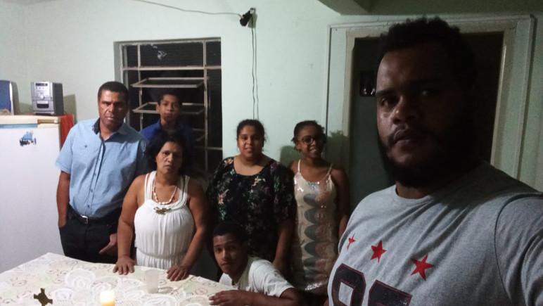 Familia Santos SP