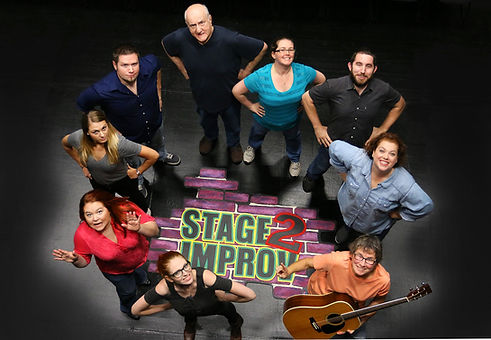 Stage 2 Cast Photo