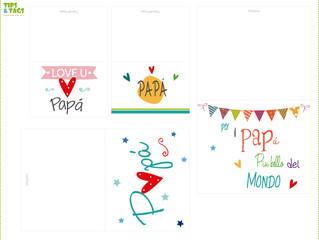 Idee regalo per la Festa del Papà.