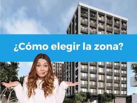 Departamento de Inversión en Guadalajara: ¿Cómo elegir la zona?