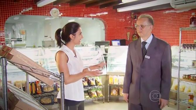 Roma Ristorante no Antena Paulista