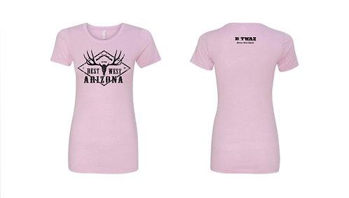 Ladies BOTWAZ Antler T-shirt