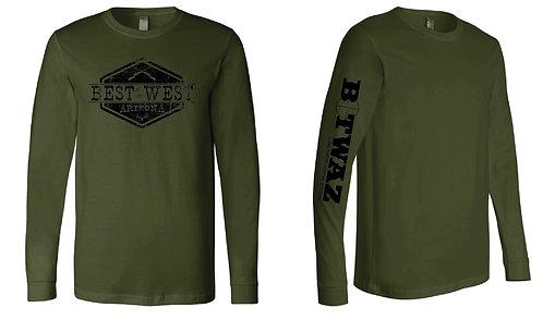 BOTWAZ Hexagon Long Sleeve T-shirt (Multiple Colors)