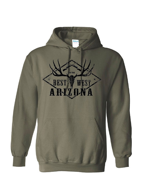 BOTWAZ Antler Hoodie (Multiple Colors)