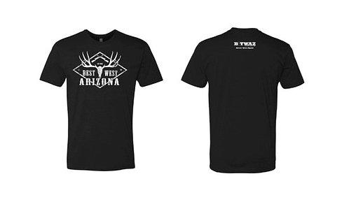 BOTWAZ Antler T-Shirt (Multiple Colors)