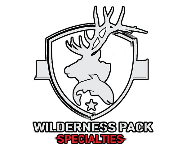 wilderness pack specialties black outlin