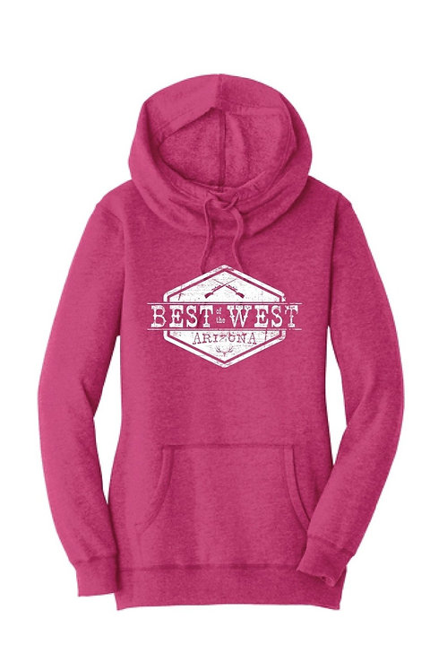 BOTWAZ Hexagon Ladies Hoodie (Multiple Colors)