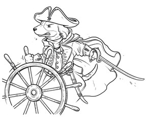 Captain Frederick - Scallywag