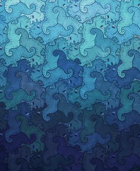 Seahorse Tesselation