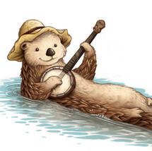 Backstroke Banjo