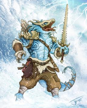 Tolassar Kajaroth - D&D