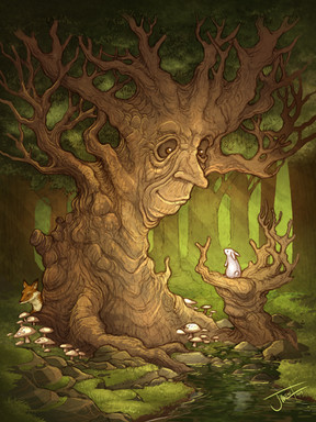 Ent and Rabbit