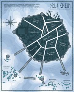 Drujikheim Map