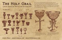 Holy Grail Concept Art