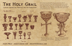 Holy Grail Concept Art