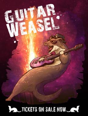 Guitar Weasel