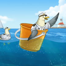 Sergeant Seagull - The Navy