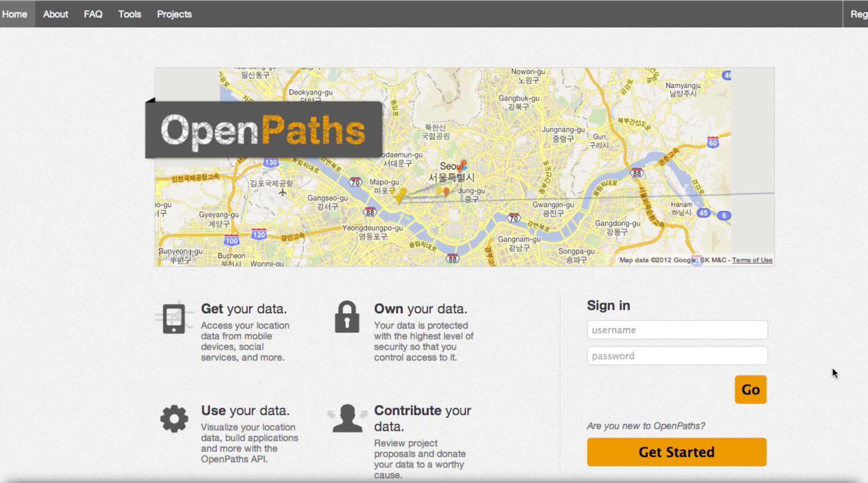 OpenPaths