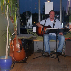 Live @ Block Gallery & Coffeehouse