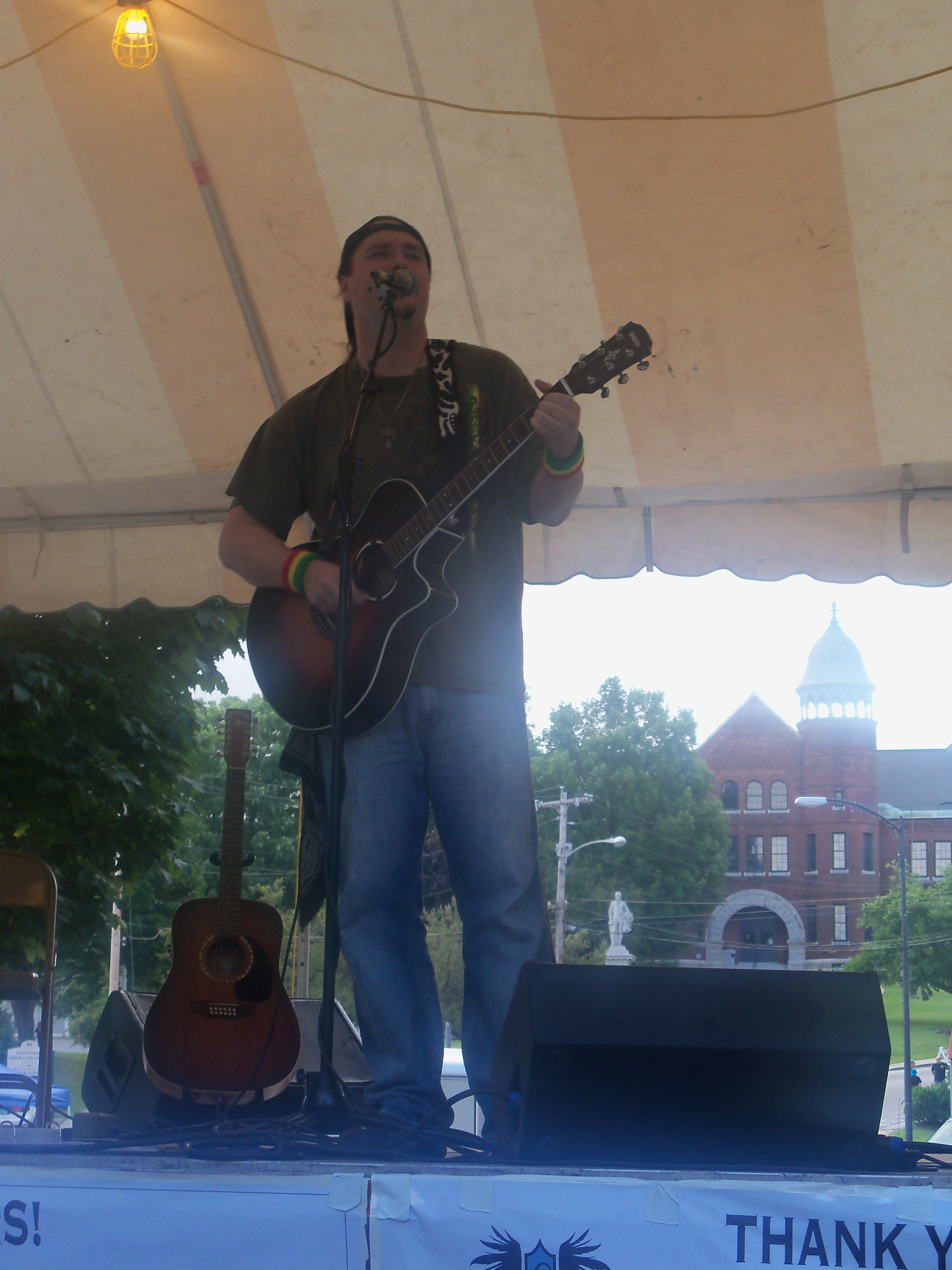 Live at the Barre Heritage Festival