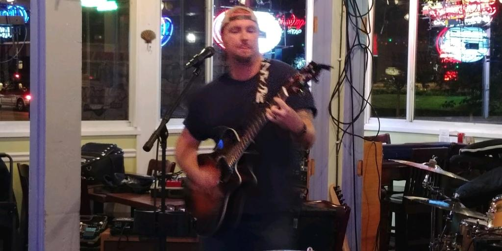 Alex P. Open Mic Night Ed's Oak Grill & Tavern 8.22.17 - 5 of 17