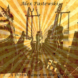 CD Cover: A Disturbance in the Force