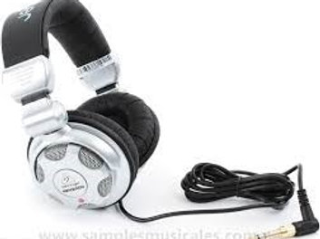 AUDIFONOS BEHRINGER HPX2000 DJ