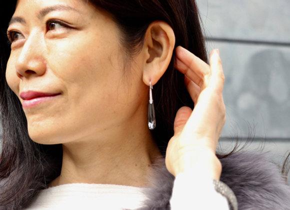 boucles d'oreille cristal swarovski