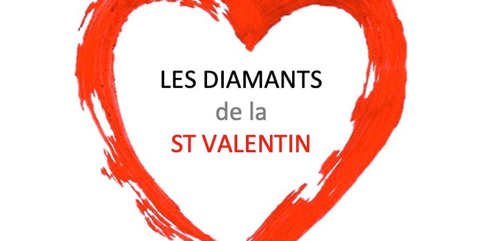 les diam's de la Saint Valentin ! Valentine's diamonds !