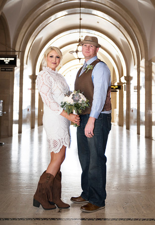 Downtown Milwaukee, WI Wedding Photography