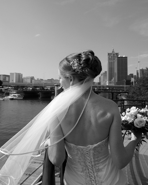 Milwaukee, Wisconsin Wedding Photography