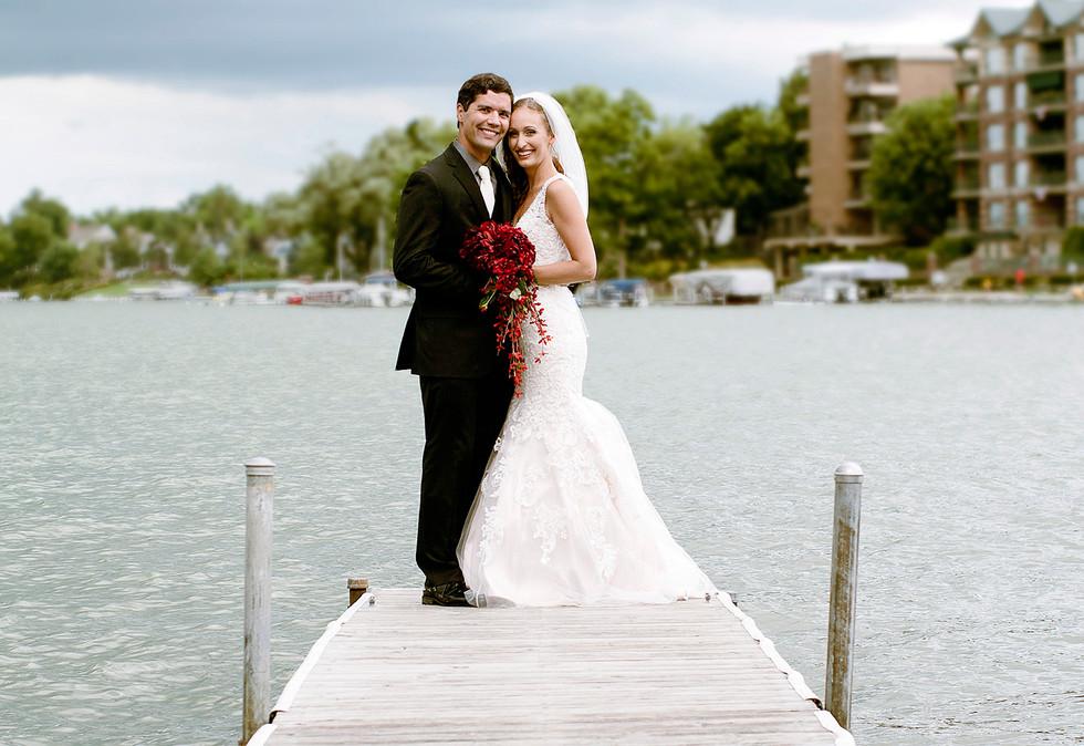 Lake Country Milwaukee Wedding Photography