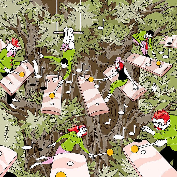 Palabre_-_Frédéric_Michaud_illustration.