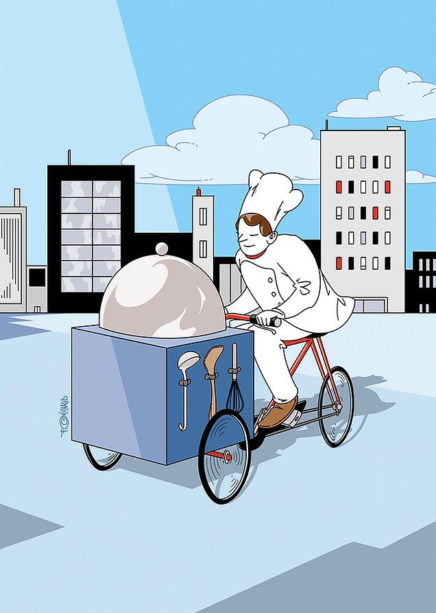Couverture- Pro Vélo - Frédéric mivhaud