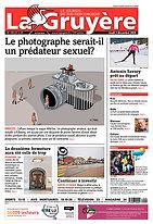 Photographe abus cover - Frédéric Michau