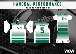 handbal performance