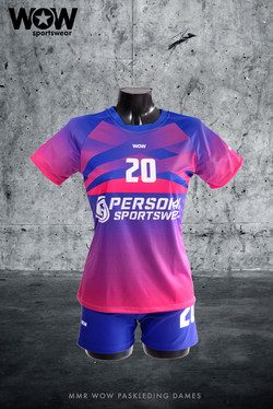 WOW sportsweard limited edition