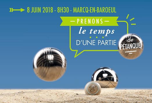 Pétanque-Party Emergeances - Lille