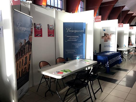 Forum de l'entreprise et de l'emploi de Marcq-en-Baroeul - Emergeances
